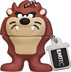 Emtec Flash drive Looney Tunes (Taz) 8 GB pendrive