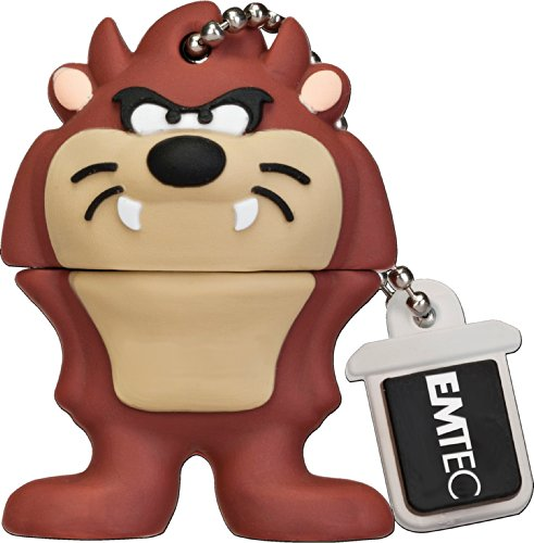 Looney Tunes Episode 1 L103 Taz - USB-Flash-Laufwerk - 8 GB