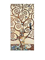 Artopweb Panel Decorativo Klimt The Tree Of Life 100x50 cm Multicolor