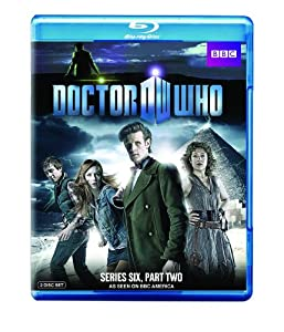 Doctor Who: Series 6 (Part 2) [Blu-ray]