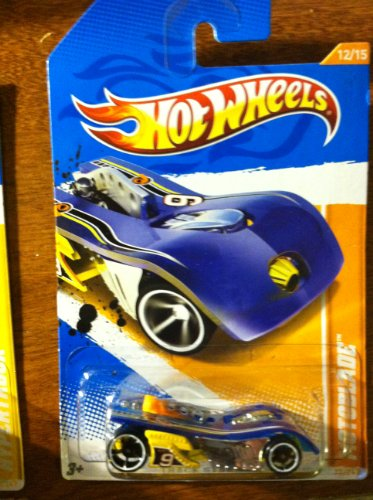HOT WHEELS 2012 Motoblade 12/15 - 1