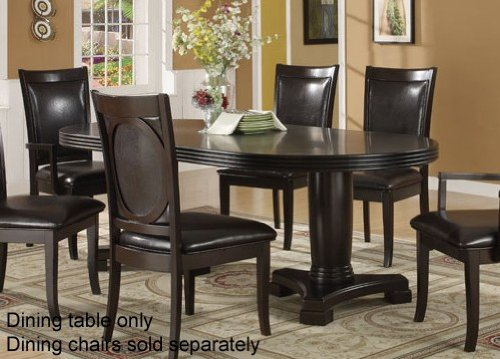 Black friday Oval Dining Table Double Pedestal Base  : 51qdb7b5OpL from sites.google.com size 500 x 359 jpeg 45kB