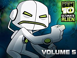Ben 10: Ultimate Alien Season 5