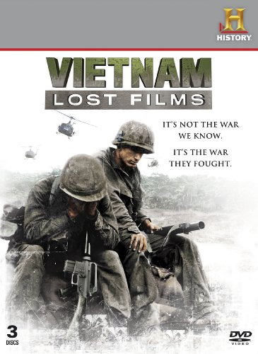 Vietnam: Lost Films [3DVD]