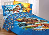 Skylanders Giants Spyro Sky Friends Twin Bedding Set