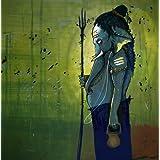 Posterboy 'Ganesha Trishul' Poster (60.96cm X 60.96cm, Dev021)