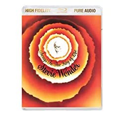 Songs In The Key of Life - High Fidelity Pure Audio Blu-Ray (No Video Content)
