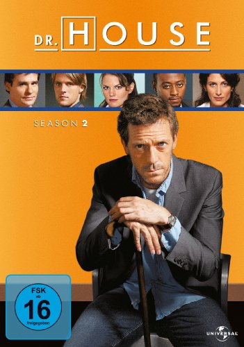 Dr. House - Season 2 [6 DVDs]