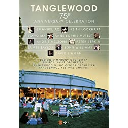 Tanglewood - 75th Anniversary Celebration [Blu-ray]