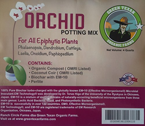 Orchid Potting Mix (4 Quarts) (Cattleya Orchid Mix compare prices)