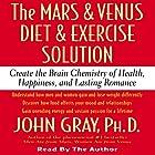The Mars and Venus Diet and Exercise Solution Hörbuch von John Gray Gesprochen von: John Gray