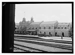 Amazon.com: Photo: Haifa RR sta i.e., railroad station: Prints