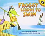Froggy Learns to Swim (0140553126) by London, Jonathan