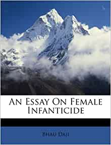Essay on female infanticide