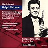 Artistry of Clarinetist Ralph Mclane