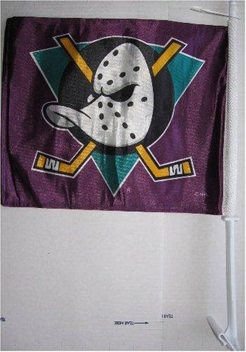 Anaheim Ducks - NHL Car Flags - Buy Anaheim Ducks - NHL Car Flags - Purchase Anaheim Ducks - NHL Car Flags (Flagline.com, Home & Garden,Categories,Patio Lawn & Garden,Outdoor Decor,Banners & Flags,Sports Flags & Banners)