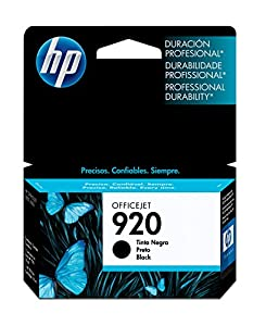 HP 920 (CD971AN) Black Original Ink Cartridge