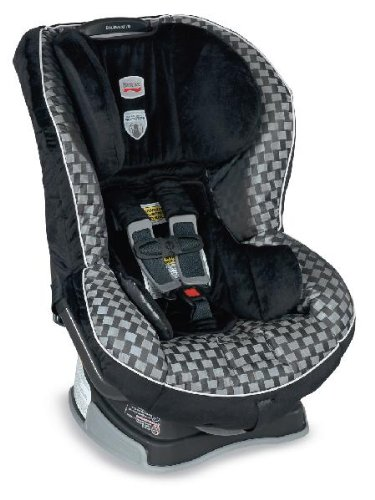 Britax Boulevard 70 Convertible Car Seat - Sterling back-874995
