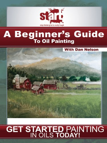 START: A Beginner's Guide to Oil Painting