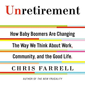 Unretirement Audiobook