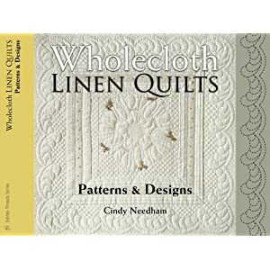 Wholecloth Linen Quilts: Patterns & Designs (Golden Threads)