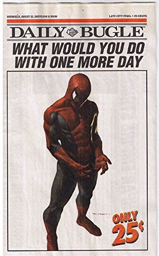 spider-man-daily-bugle-nm-2007-what-would-you-do-one-more-daymore-in-store