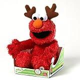 Gund 35.5cm Seasame Street Singing Holiday Elmo