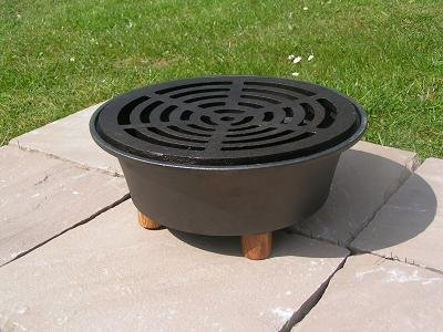 Netherton Foundry Cast Iron Garden BBQ & Tagine from Netherton