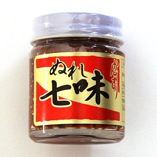 ぬれ 七味 (七味の醤油漬)