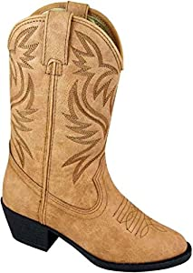 Smoky Mountain 1036 Kid's Trenton Boot Tan Child's 1.5 M US