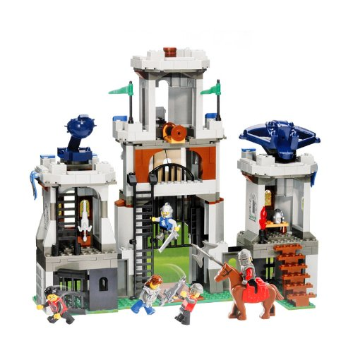 Toy Castle Show : Other lego oxford style block toy em empire