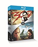 echange, troc 300 + Troie - Coffret 2 Blu-ray [Blu-ray]
