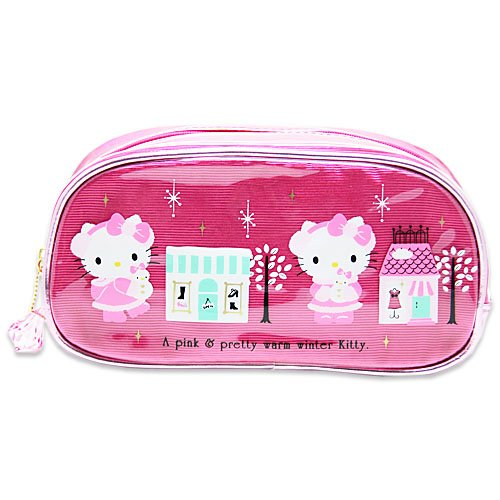 ASTUCCIO GLITTER HELLO KITTY