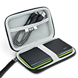 Hard-Shell-Portable-Power-Bank-Carrying-Case-for-Pokemon-Go-by-USA-Gear-Works-with-Anker-PowerCore-10000-Jackery-Bar-RAVPower-RP-PB19B-and-More-Portable-Power-Banks