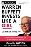 51qe0jvwPVL. SL160  Warren Buffett Invests Like a Girl: And Why You Should, Too (Motley Fool)