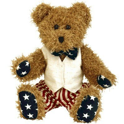 1 X TY Attic Treasure - REVERE the Bear - 1