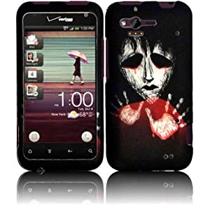 Zombie Hard Case Cover for HTC Rhyme Bliss 6330