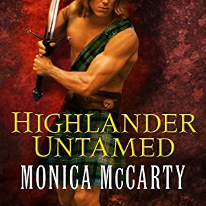 Highlander Untamed Audiobook