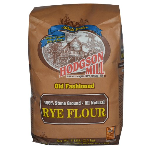 Flour Nutrition Label