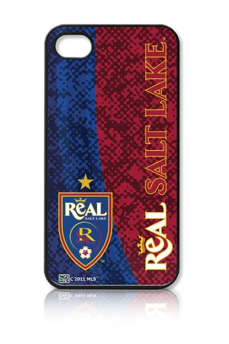 MLS Real Salt Lake iPhone 4 Case