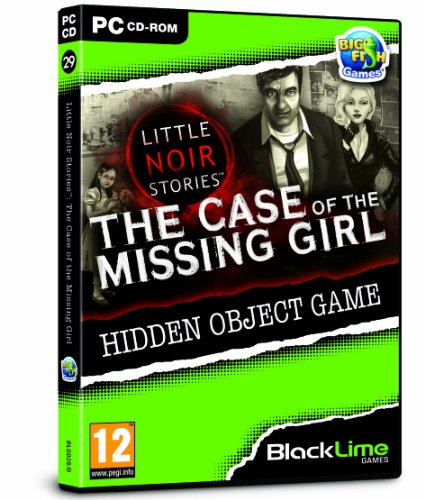 Little Noir Stories: The Case of the Missing Girl  (PC)
