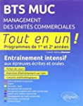 BTS MUC Management des Unit�s Commerc...