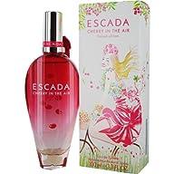 Escada Cherry In The Air Eau de Toilette Spray for Women, 3.3 Ounce