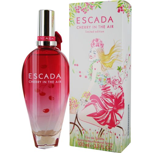Cherry in the Air by Escada Eau de Toilette Spray Limited Edition 100ml