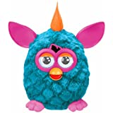 Furby Interactive Plush Turquoise And Pink