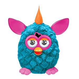 Amazon.com: Furby - Teal/Pink: Toys & Games