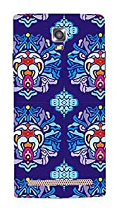 UPPER CASE™ Fashion Mobile Skin Vinyl Decal For iBall Andi 4.5 O'Buddy [Electronics]