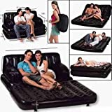 Air Lounge Inflatable Sofa Cum Bed Seat-baby Nap B