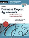 img - for Business Buyout Agreements: Plan Now for All Types of Business Transitions book / textbook / text book