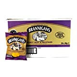 Brannigans Roast Beef and Mustard x 36 1440g